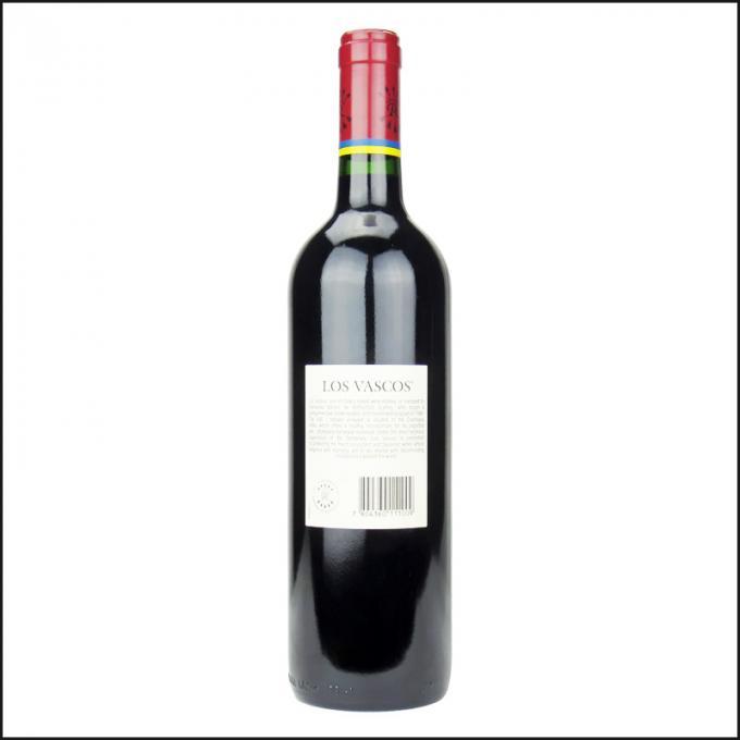 Chili Merek Mesin Label Botol Anggur, Labeler Botol Bir 30-110 MM Jembar