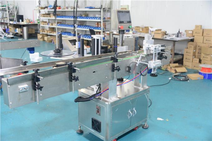 Mesin label stiker botol profesional kanggo produsen kualitas tinggi
