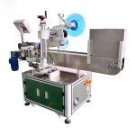 Labeler Vial Otomatis Labeling Machine Alloy Aluminium