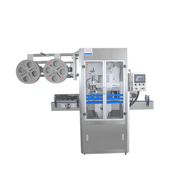 Mesin Seaplikasi Lengan Shrink Lengan Cap Sealing Kanthi Generator Uap