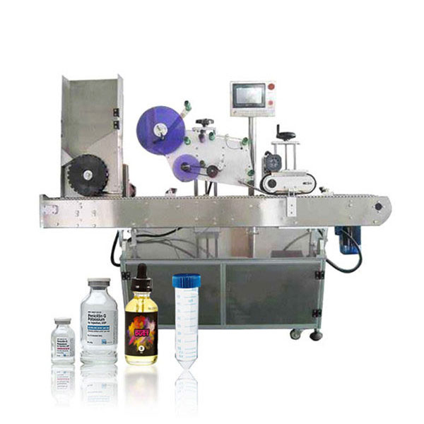 Siemens Plc Vial Servo Controller Mesin Label Horisontal Otomatis