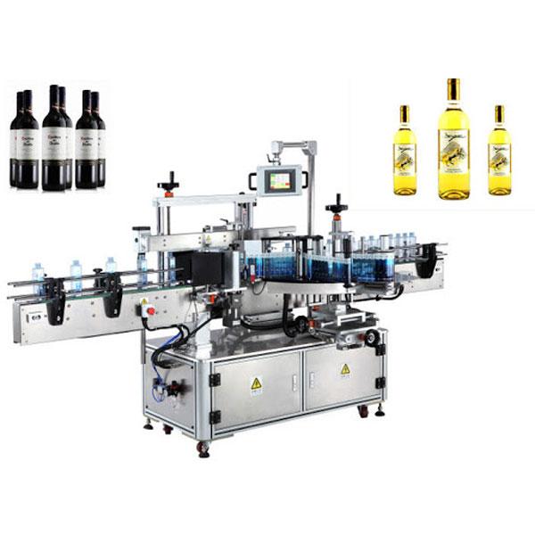 Mesin Aplikator Label Botol Anggur, Label Botol Bir