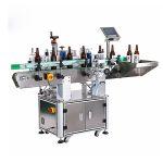 Botol Anggur Labeling Machine Stiker Label Applicator Equipment
