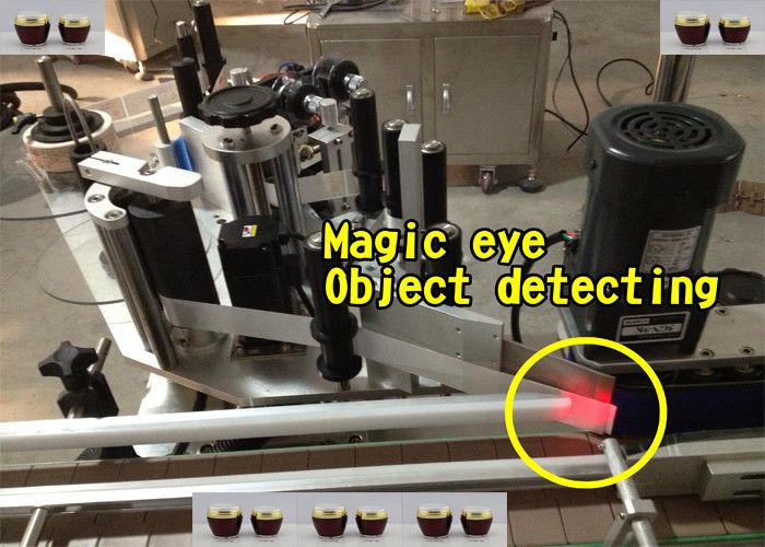 Mesin Aplikator Label Botol Otomatis
