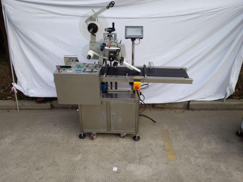 China Hand paper paper label permukaan datar aplikator motor servo dening pemasok merek terkenal Telta