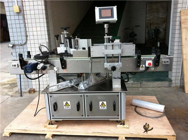 Mesin Labeling Stiker Botol Jus Buah / Sayuran Kanggo Industri Minum