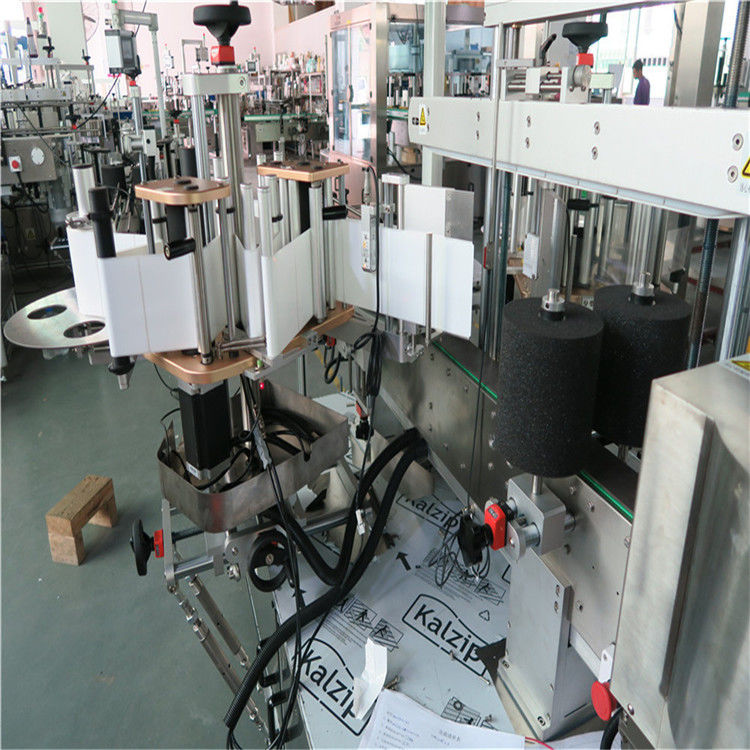 China Labeling Mesin Label Plating Otomatis Tunggal / Siji