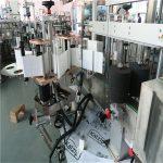 Mesin Labeling Plastik Flat Pluke Otomatis / Sisi Sisih