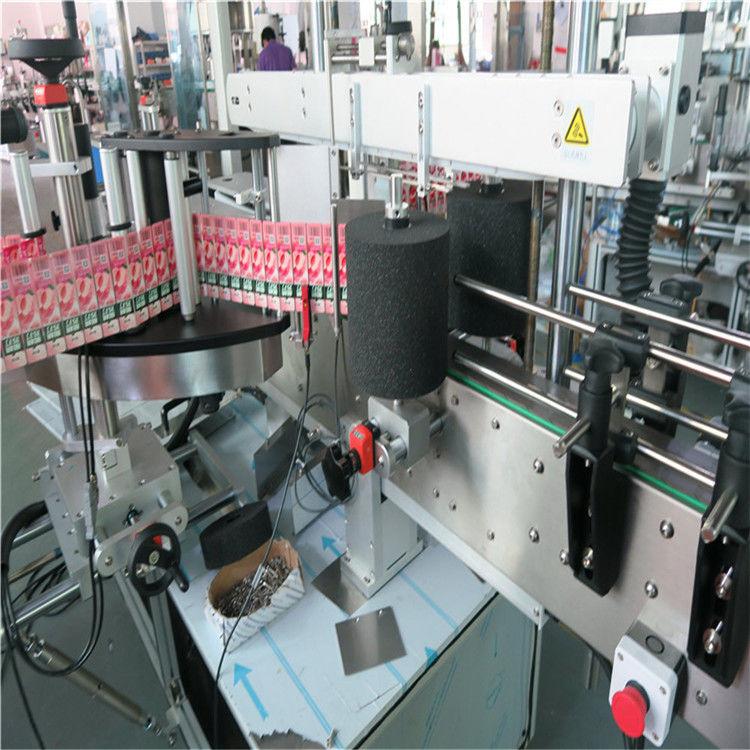 Mesin Label Adhesive Stiker Label Rolled Otomatis 220V / 380V