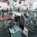 350ML Botol Kaca Otomatis Labeling Machine 190mm Dhuwur Max