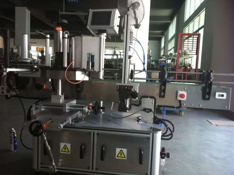 Mesin Labeling Botol Jus Buah / Sayuran China Kanggo pemasok Industri Minuman