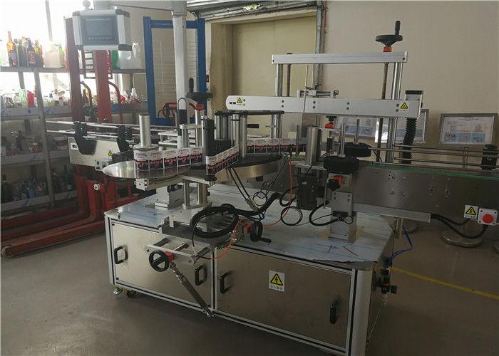 China Rong Kepala Labeling Botol Oval Kanggo Botol Oval Ing pemasok Industri Kimia