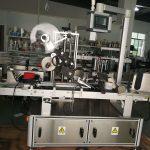 Mesin Labeling Paging Ndhuwur Kanggo Kantong Plastik / Karton Ora Sumebar / Kantong Topeng