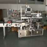 Mesin Label Botol Flat Adhesive Stiker Kecepatan Tinggi 5000-1000B / H