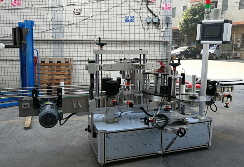Mesin Aplik Label Perekat Otomatis Lengkap Kanggo Botol