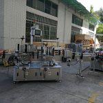 Mesin Labeling Stiker Botol Flat / Square Full Kapasitas Otomatis 5000-8000B / H