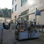 Mesin Labeling Botol Datar Adhesif Akurasi Tinggi